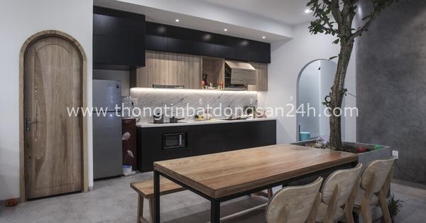 Ngôi nhà 2,5 tầng được áp dụng phong cách tối giản ở Đà Nẵng 14
