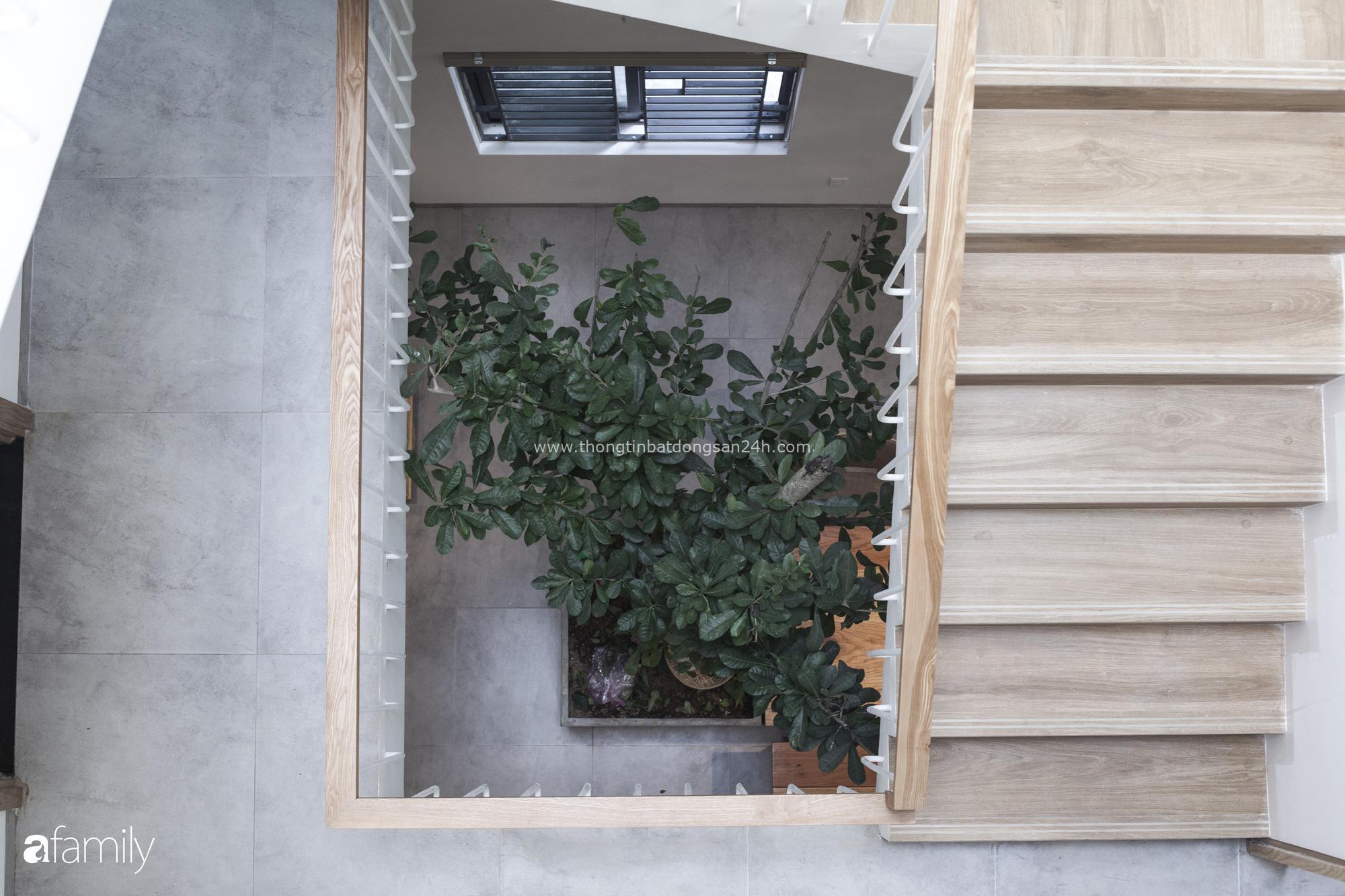Ngôi nhà 2,5 tầng được áp dụng phong cách tối giản ở Đà Nẵng 1