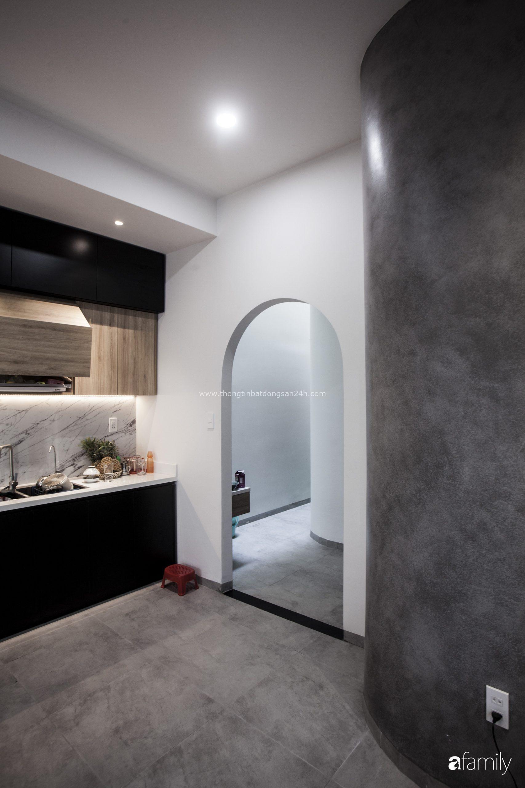 Ngôi nhà 2,5 tầng với tổng diện tích 240m2 đẹp sang trọng và tối giản ở Đà Nẵng - Ảnh 9.