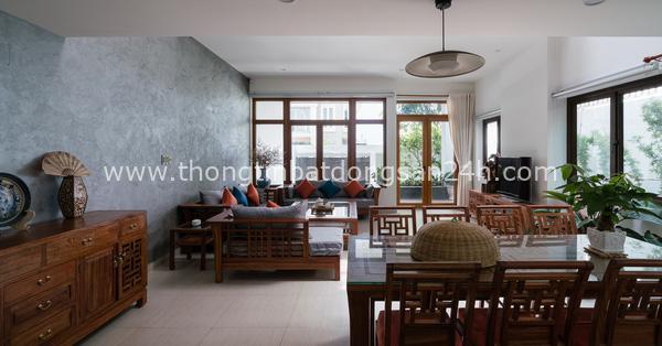Ngôi nhà phố độc đáo với kiến trúc lấy cảm hứng từ truyền thống văn hóa Việt ở Quận 2, TP. HCM 18