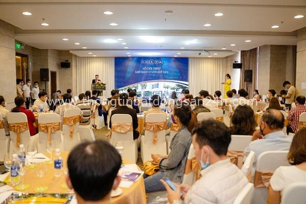 S-Germi giới thiệu thành công khu dân cư mới Quế Sơn 1