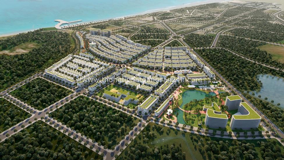 Tân Á Đại Thành ra mắt dự án bất động sản đầu tay tại Phú Quốc 1