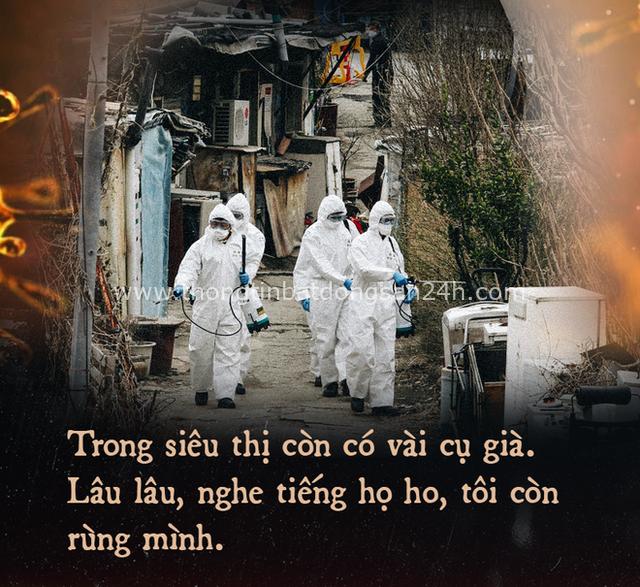 Thạc sĩ người Việt ở Daegu bật khóc khi bạn cùng phòng ho sù sụ, chảy máu mũi - Ảnh 14.