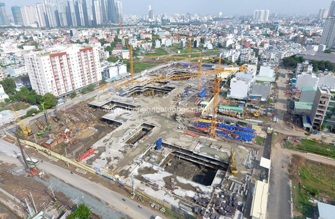 TP.HCM đánh giá tiến độ nhiều dự án bất động sản 19