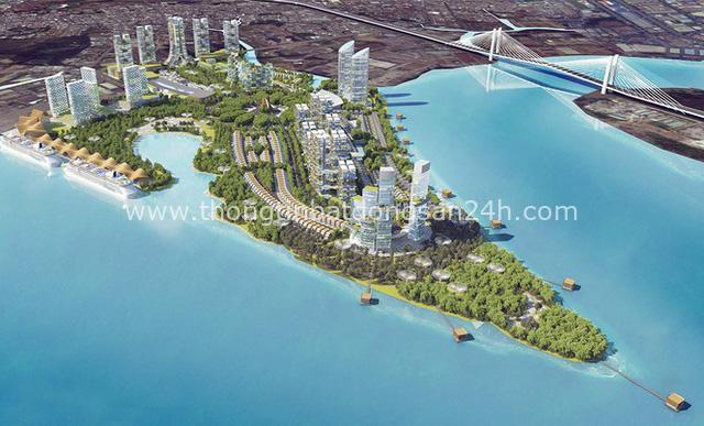 Bộ Xây dựng báo cáo về siêu đô thị tỷ đô - Ảnh 1.