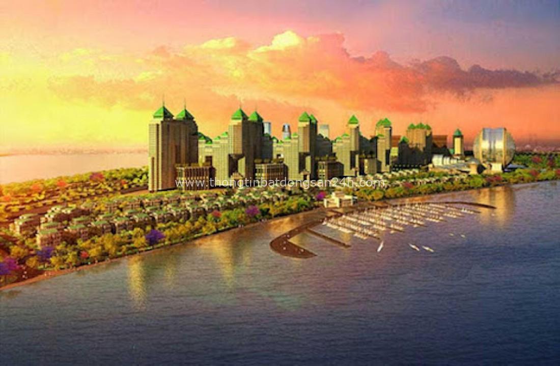 """Bộ Xây dựng """"bật đèn xanh"""" cho siêu đô thị đắp chiếu nhiều năm phía Nam Sài Gòn 5"""