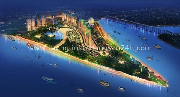"""Bộ Xây dựng """"bật đèn xanh"""" cho siêu đô thị đắp chiếu nhiều năm phía Nam Sài Gòn 2"""