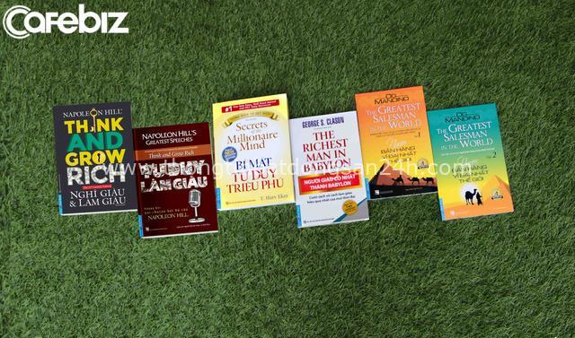 Cách làm giàu khôn ngoan nhất là HỌC THEO người giàu: 6 cuốn sách kinh điển về tư duy của những cao thủ tài chính - Ảnh 7.