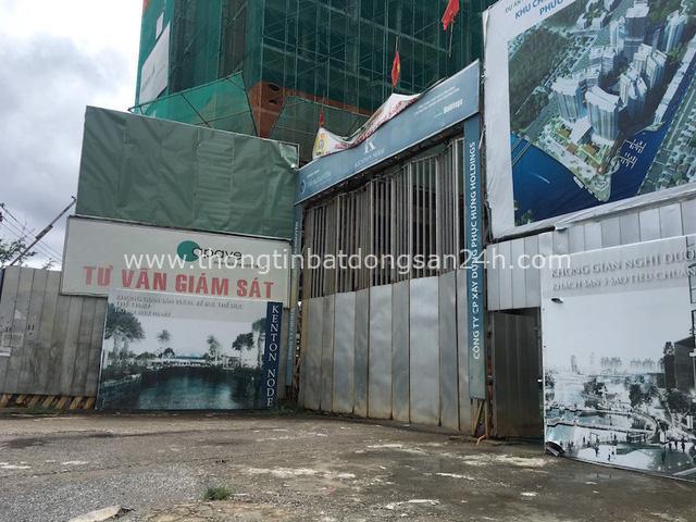 Cận cảnh khối bê tông đồ sộ ở dự án Kenton Node bị BIDV siết nợ - Ảnh 23.