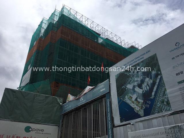 Cận cảnh khối bê tông đồ sộ ở dự án Kenton Node bị BIDV siết nợ - Ảnh 25.