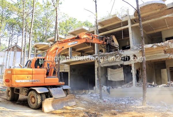 """Cereja Hotel & Resort Đà Lạt bị cưỡng chế: """"Vỏ bọc"""" phân lô bán nền trái phép 1"""