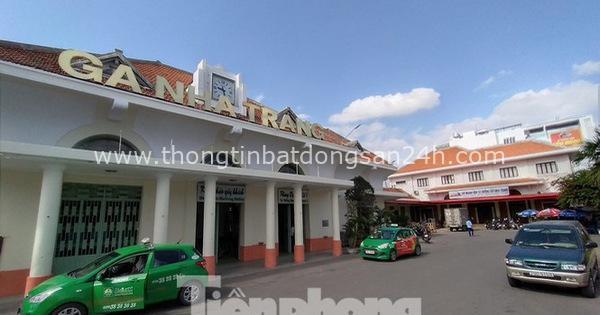 Chủ tịch Khánh Hoà lên tiếng về đề xuất di dời ga Nha Trang để xây cao ốc 1