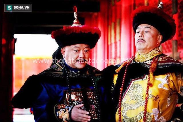Có thừa tiềm lực và phe cánh, vì sao Hòa Thân không dám tạo phản dù biết vua Gia Khánh không bỏ qua cho mình? - Ảnh 2.