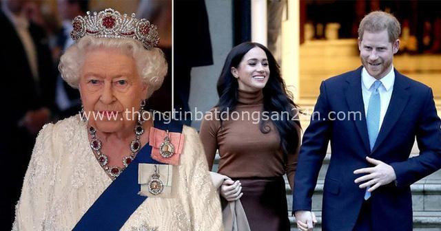 Cú sốc của Nữ hoàng Anh: Đúng vào dịp sinh nhật của bà, vợ chồng Meghan Markle đã có hành động gây choáng váng, xem thường tất cả - Ảnh 2.