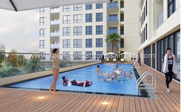 Giải mã sức hút chung cư Phú Tài Residence 2