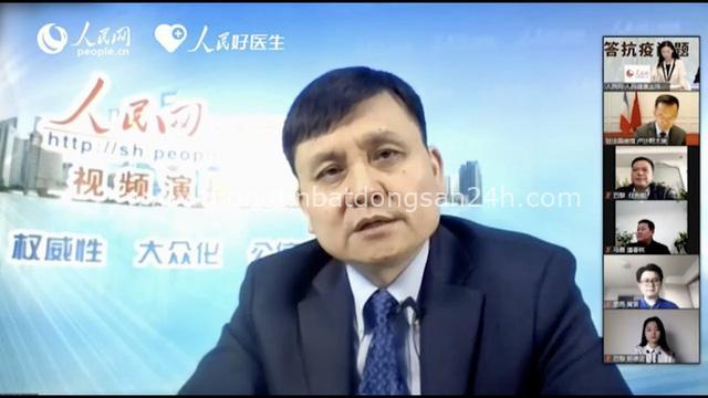 GS đầu ngành Trung Quốc: Để chống lại Covid-19, nên làm một việc rất quan trọng để tăng kháng thể - Ảnh 1.