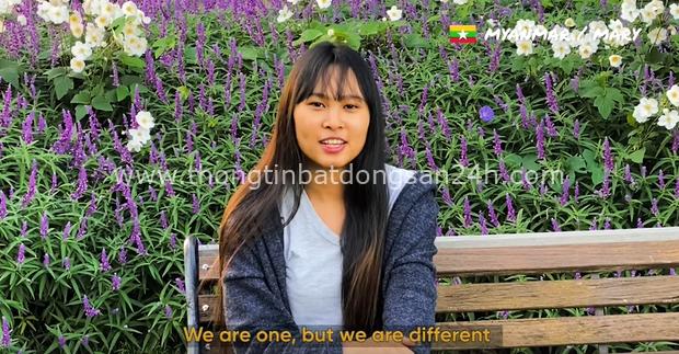 Gửi gắm thông điệp lạc quan chống dịch, vlogger Chan La Cà hoà giọng We are unity cùng bạn bè trong khối ASEAN - Ảnh 4.