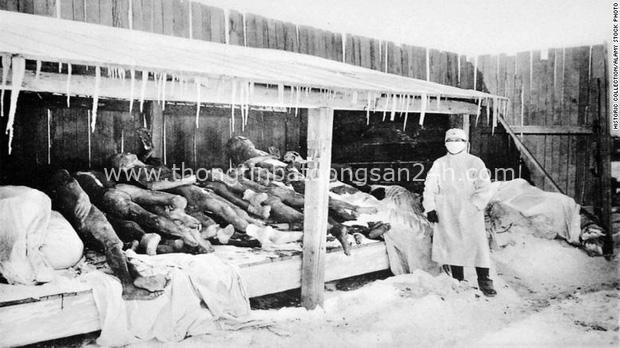 Hơn 100 năm trước cũng có một dịch bệnh đáng sợ tại Trung Quốc: 60.000 người chết, nhưng cả thế giới lúc đó thì đồng lòng chung tay - Ảnh 4.