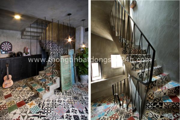 Hostel tại Đà Nẵng như không gian triển lãm 5