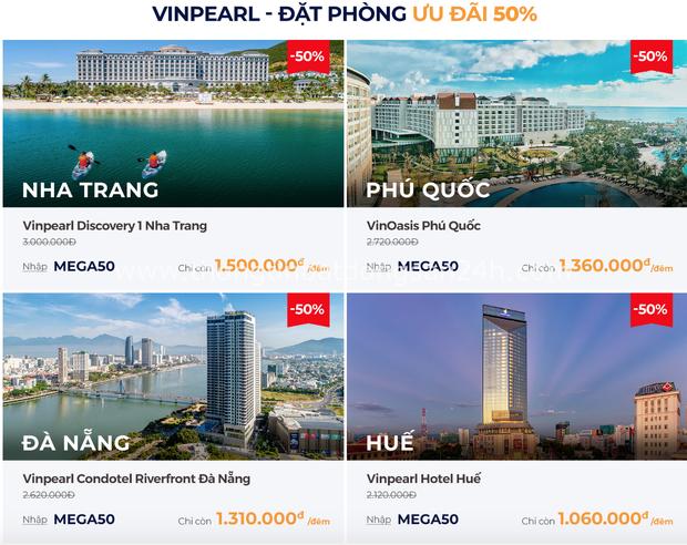 HOT: Vinpearl tung gói ưu đãi 50% cho 1 loạt điểm đến, nghỉ dưỡng 3N2D kèm cả vé bay khứ hồi và đưa đón tận nơi mà chỉ 2499k - Ảnh 4.