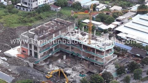 Khach hang gap rui ro tai Viva Plaza cua Vinaland