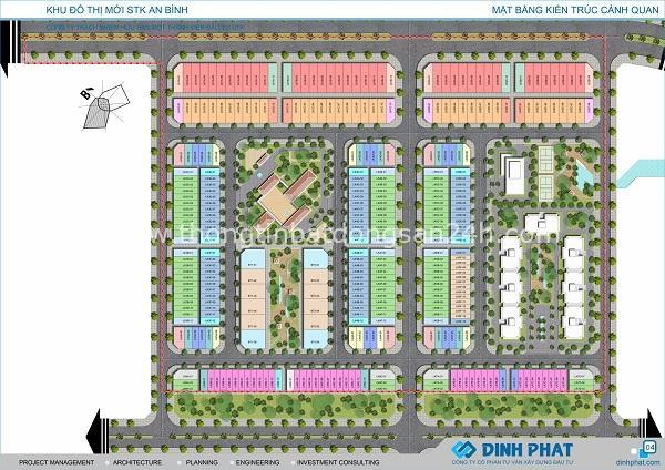 Khu đô thị mới STK An Bình: Nơi an cư lý tưởng 2