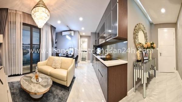 Lợi ích kép khi sở hữu căn hộ Dual key tại D'. El Dorado 1