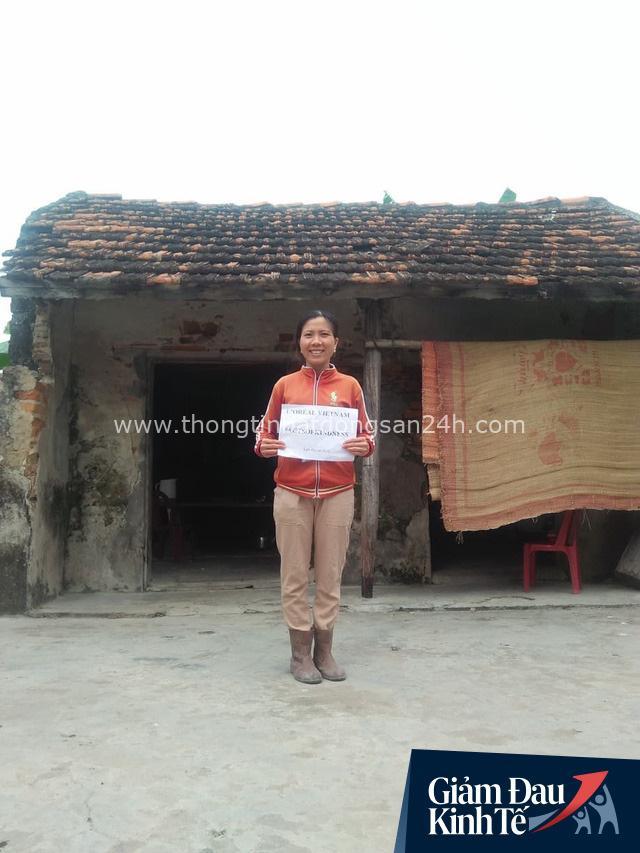 L'ORÉAL Việt Nam hỗ trợ khẩn cấp cho 54 gia đình học viên khó khăn do đại dịch Covid-19 - Ảnh 4.