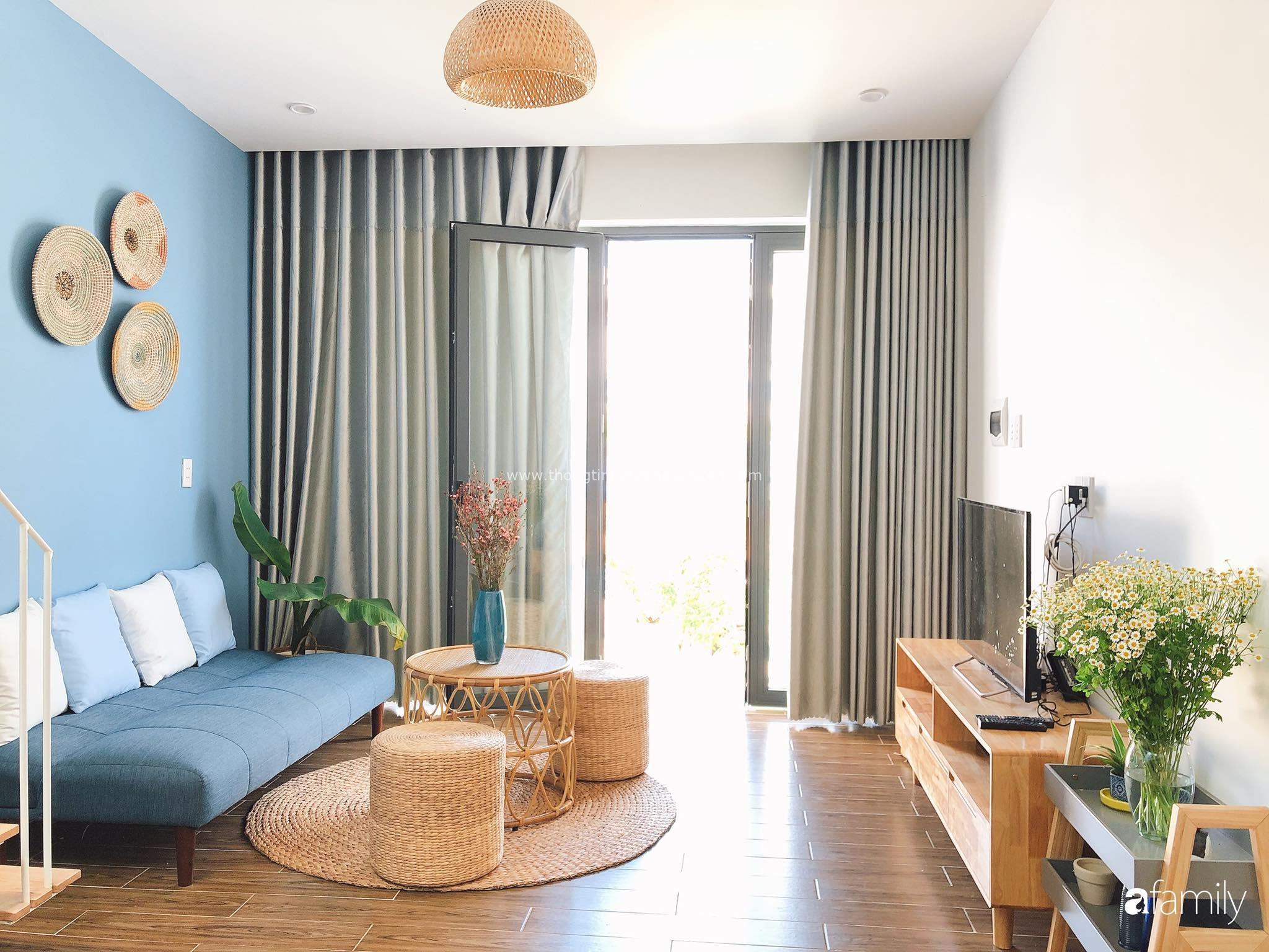 Nhà 35m² được cải tạo thành không gian sống hiện đại với ánh sáng ngập tràn cùng những chất liệu thân thiện với môi trường ở Vũng Tàu - Ảnh 8.