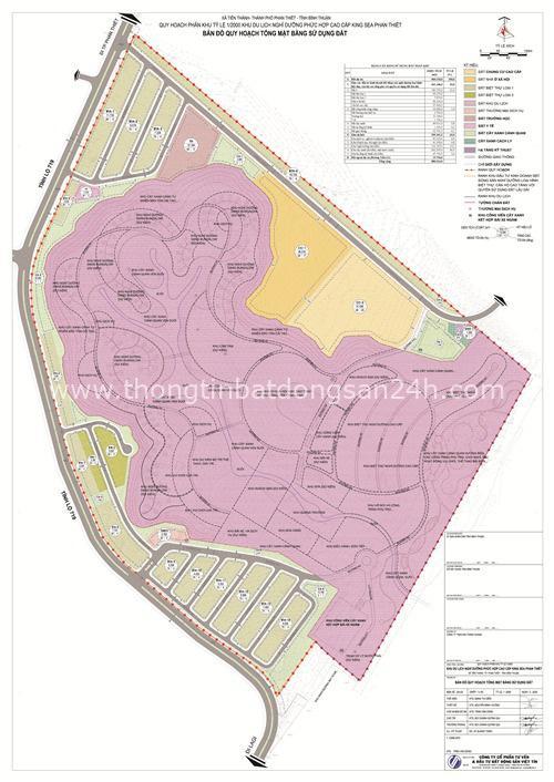 Phan Thiết có thêm khu nghỉ dưỡng phức hợp cao cấp 88ha - Ảnh 1.