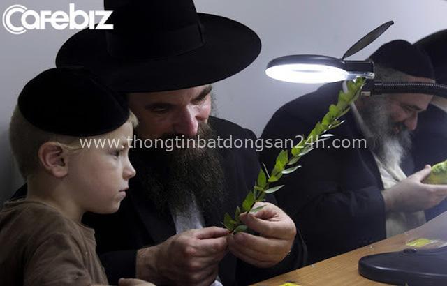 Quy tắc phụ huynh 80 điểm của cha mẹ Do Thái: Cách bồi dưỡng nên những đứa trẻ thiên tài - Ảnh 1.