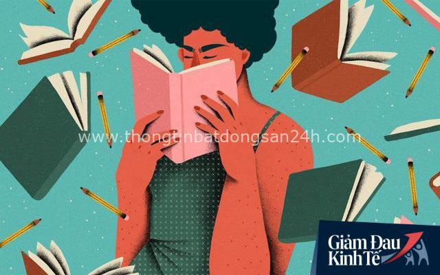 Trong thế giới này, chỉ có kiến thức là vĩnh cửu: Đọc sách và học tập là con đường ngắn nhất cho bạn quyền lựa chọn cơ hội - Ảnh 2.