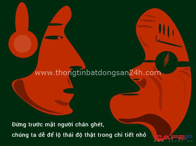 3 dấu hiệu chứng tỏ một người đang thầm chán ghét bạn, dù cố che giấu cũng sẽ vô tình lộ ra - Ảnh 1.