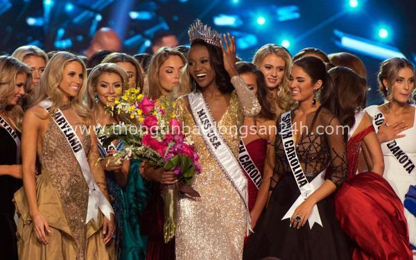 """6 năm """"rớt"""" liên tục cuộc thi sắc đẹp tiểu bang, Hoa hậu Mỹ 2016 không sợ thất bại: """"Với tôi, từ chối giống như tiếp thêm củi cho một ngọn lửa và nó đang sẵn sàng để bùng cháy"""" 7"""