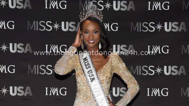 6 năm rớt liên tục cuộc thi sắc đẹp tiểu bang, Hoa hậu Mỹ 2016 không sợ thất bại: Với tôi, từ chối giống như tiếp thêm củi cho một ngọn lửa và nó đang sẵn sàng để bùng cháy - Ảnh 1.