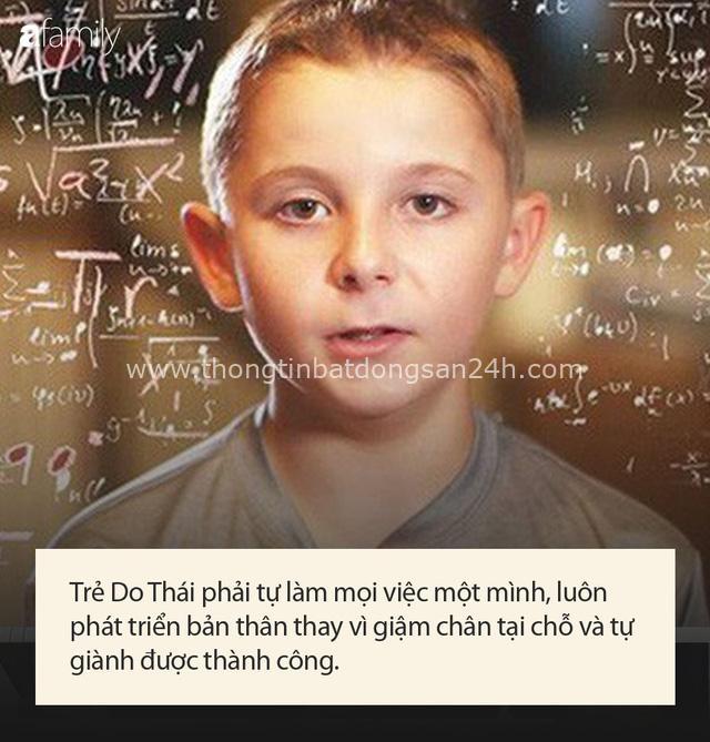 9 nguyên tắc mà dân tộc thông minh nhất thế giới dạy con: Toàn điều đơn giản nhưng lại góp phần tạo ra những đứa trẻ xuất chúng - Ảnh 3.