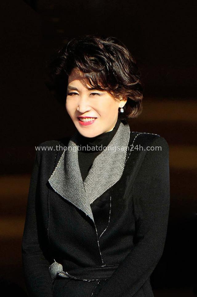 Ái nữ tài giỏi của tập đoàn Samsung và cuộc hôn nhân gần 20 năm với đức lang quân sẵn sàng đứng sau vợ dù xuất thân không phải dạng vừa - Ảnh 1.