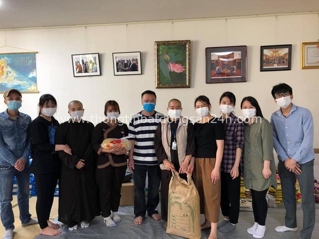 Ấm lòng những sẻ chia của người Việt tại Nhật giữa đại dịch Covid-19 - Ảnh 1.