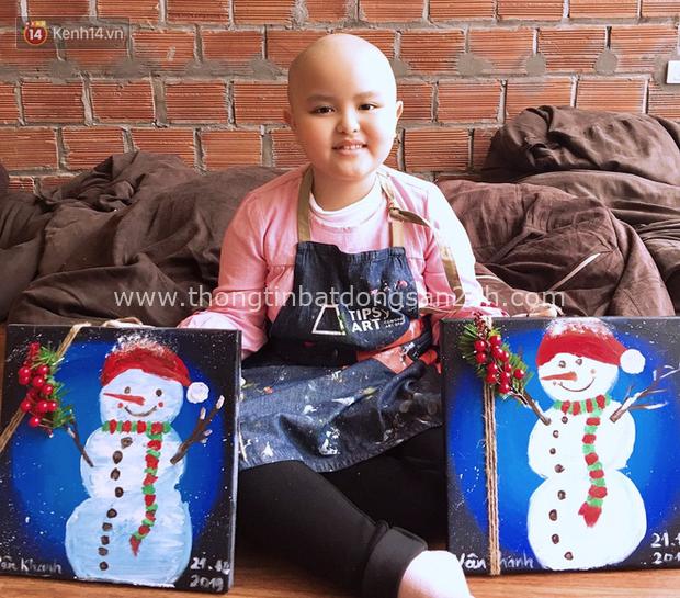 """Bé gái 8 tuổi bị ung thư máu buộc phải ghép tuỷ: """"Con ước đây chỉ là giấc mơ thôi mẹ, tỉnh dậy con sẽ khỏe mạnh như trước"""" - Ảnh 9."""
