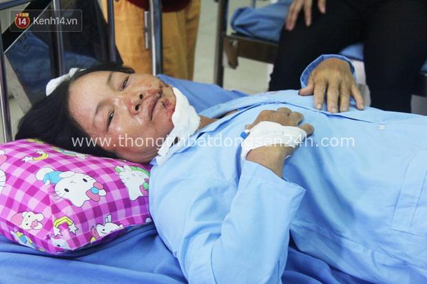 Bố mẹ bị vùi trong đống đổ nát vụ sập công trình kinh hoàng, 2 đứa trẻ bơ vơ trong bệnh viện: Tụi nhỏ không chịu ăn, cứ lo mẹ sẽ chết - Ảnh 12.