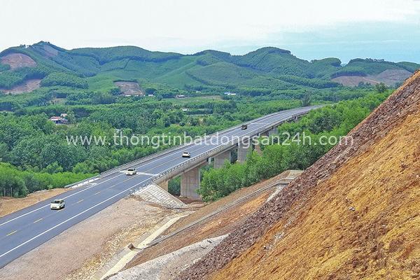 Cần 99.500 tỷ đồng vốn ngân sách cho dự án đường bộ cao tốc Bắc Nam 9