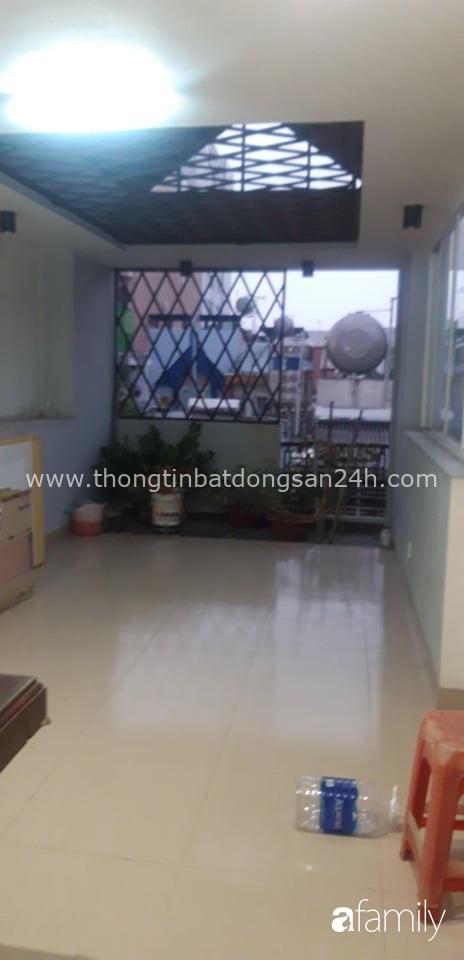 Chi 20 triệu đồng, sân thượng tầng 4 của cô gái trẻ trở thành không gian sống tiện ích, nhiều ánh sáng tự nhiên ở quận 1, Sài Gòn - Ảnh 2.