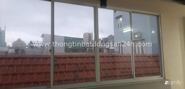 Chi 20 triệu đồng, sân thượng tầng 4 của cô gái trẻ trở thành không gian sống tiện ích, nhiều ánh sáng tự nhiên ở quận 1, Sài Gòn - Ảnh 5.