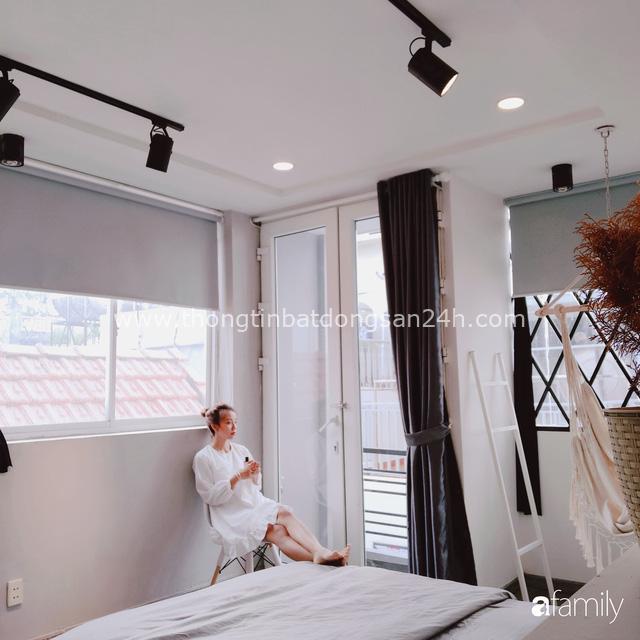 Chi 20 triệu đồng, sân thượng tầng 4 của cô gái trẻ trở thành không gian sống tiện ích, nhiều ánh sáng tự nhiên ở quận 1, Sài Gòn - Ảnh 20.