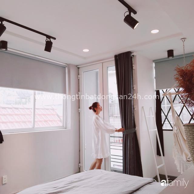 Chi 20 triệu đồng, sân thượng tầng 4 của cô gái trẻ trở thành không gian sống tiện ích, nhiều ánh sáng tự nhiên ở quận 1, Sài Gòn - Ảnh 22.