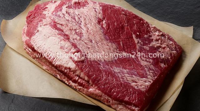 Chị bán thịt bò 17 năm kinh nghiệm bật mí 3 phần thịt bò bà nội trợ Việt nên chọn mua vì giá vừa rẻ lại cực dôi, không bị hao hụt khi chế biến - Ảnh 5.