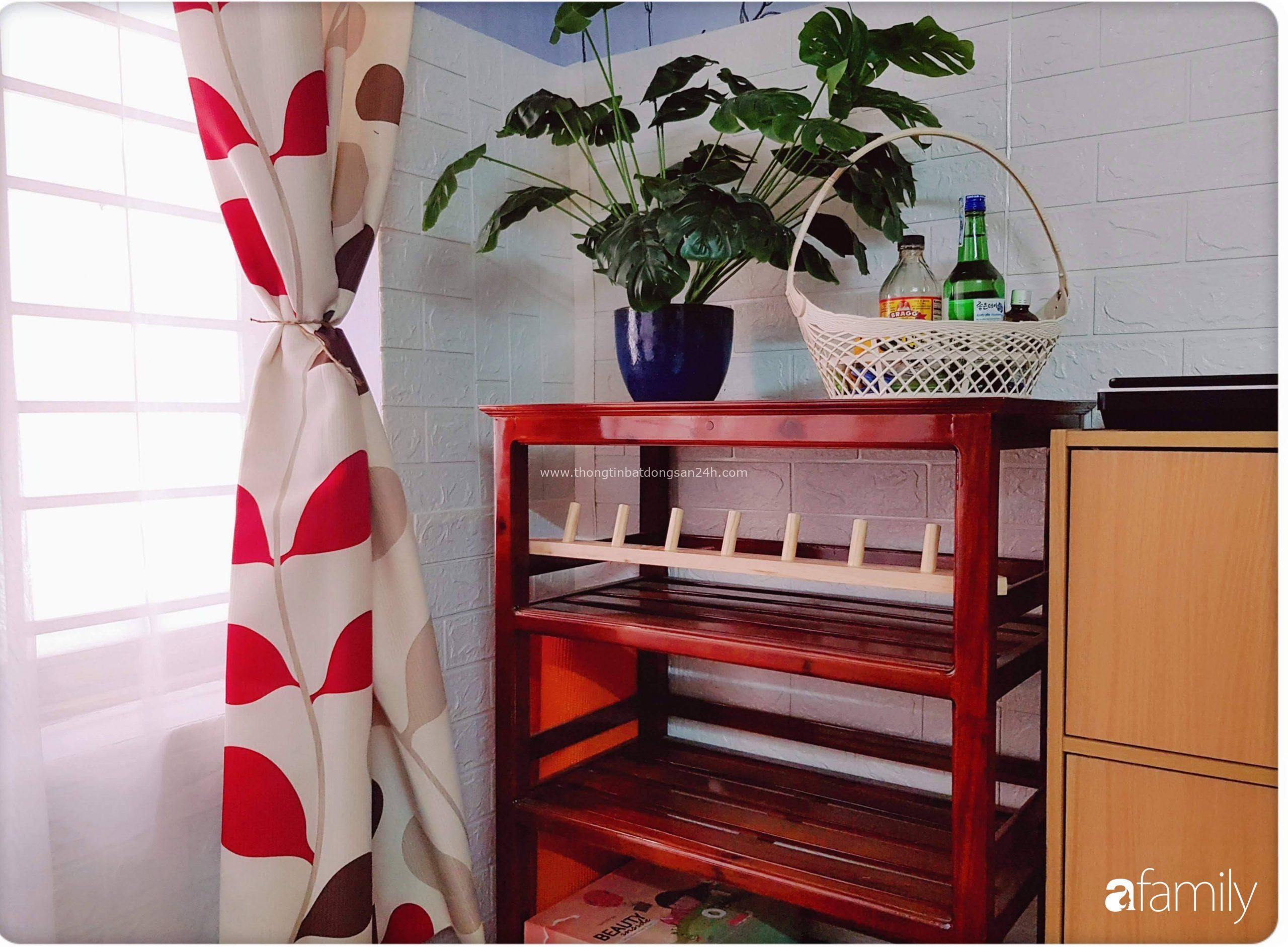 Chỉ với hơn 3 triệu và bí quyết cải tạo phòng ngủ thành không gian ngọt ngào, lãng mạn của cô gái Sài Gòn - Ảnh 6.