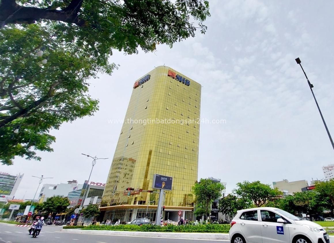 """Chủ đầu tư """"cao ốc gây nhức mắt"""" tại Đà Nẵng làm sai thiết kế 1"""