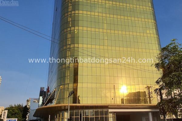"""Chủ đầu tư """"cao ốc gây nhức mắt"""" tại Đà Nẵng làm sai thiết kế 2"""
