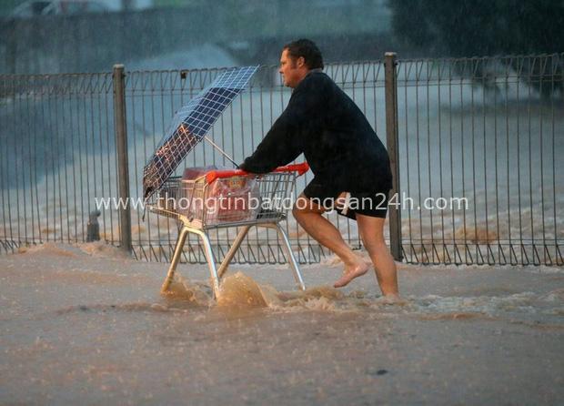 Chùm ảnh khiến cả thế giới vừa kinh ngạc vừa khâm phục những cư dân sống ở nơi có thời tiết khắc nghiệt tột cùng - Ảnh 6.